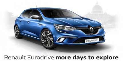 Renault car leasing in Europe » France At Leisure