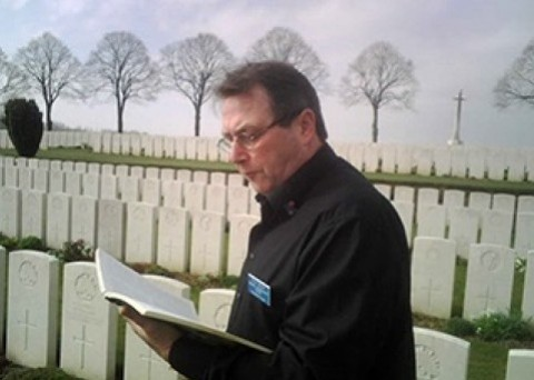ONE DAY TOUR IN THE SOMME