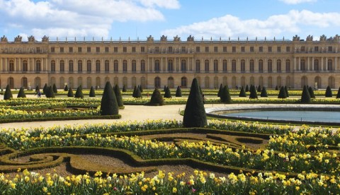 CHATEAU OF VERSAILLES WITH LUNCH